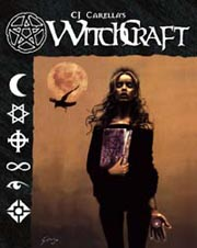 Witchcraft RPG by Eden Studios